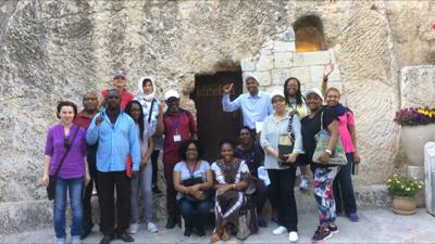 Image from A Biblical tour of the Holy Land
